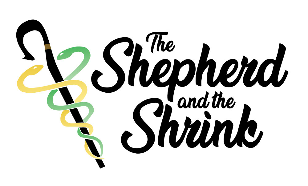 The Shepherd and The Shrink logo